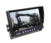 9 inch stand alone monitor with 2 video input