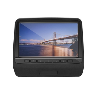 9 Inch Clip-on Headrest DVD Player